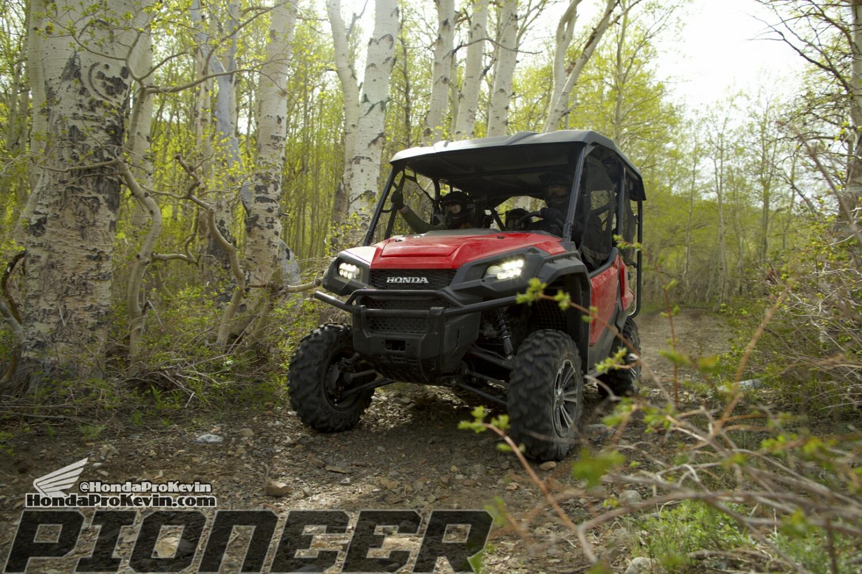 Honda Pioneer Side Side Atv