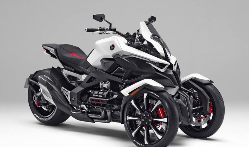 2017 Honda Concept Motorcycles