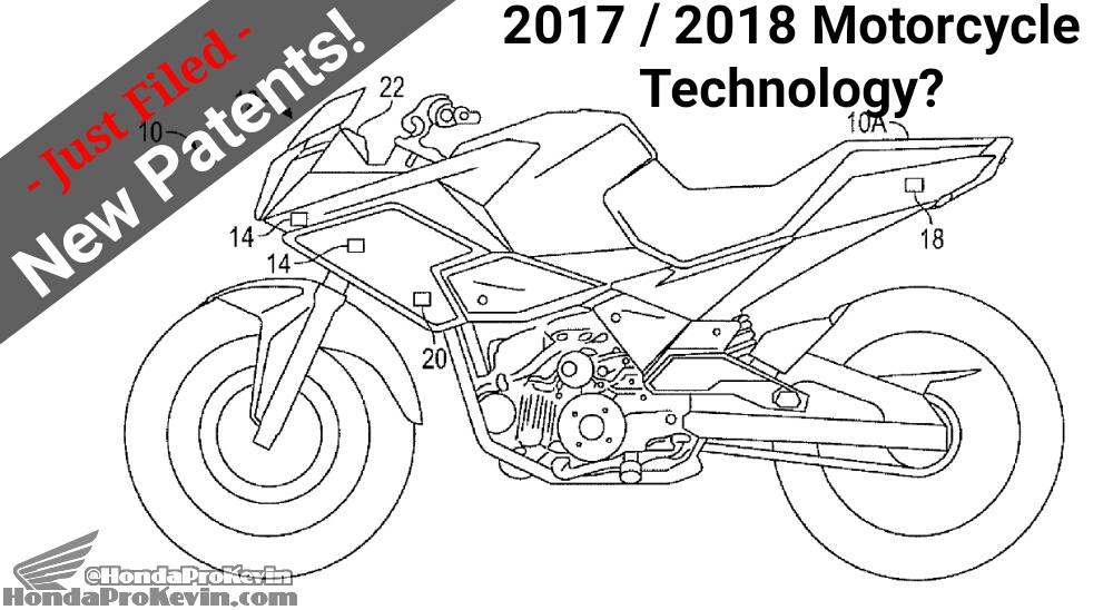 2017 + Honda Motorcycle & CBR Sport Bike Technology