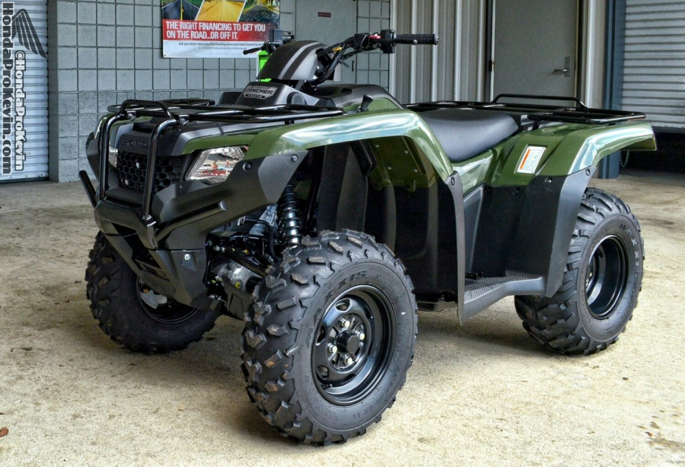 medium resolution of 2019 honda rancher es 420 atv review specs four wheeler buyer s guide