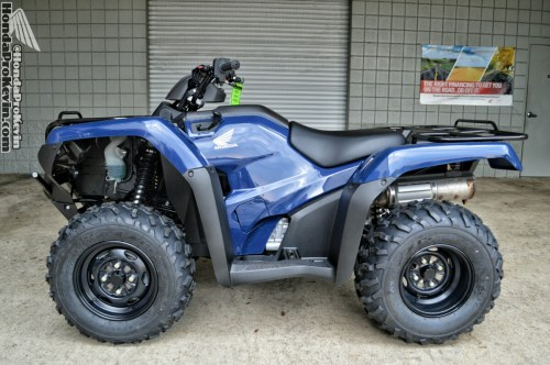 small resolution of 2016 honda trx420 rancher atv review specs price