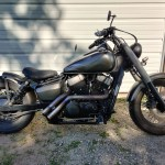 Bobber Conversion Kit Honda Shadow Forums