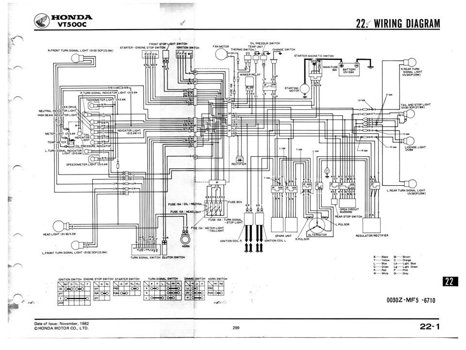 1985 honda shadow 700 carburetor diagram