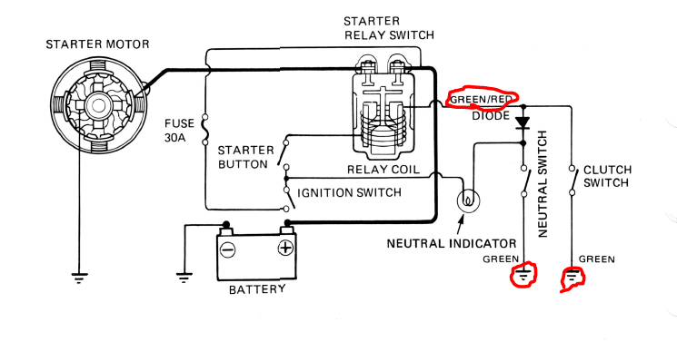 28 Honda 84 Cdi Wiring Diagram