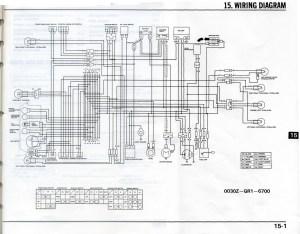 Honda Elite (SE50) Service Manual, 1987  Honda Spree and
