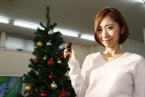 最高のクリスマスプレゼントだっ!!