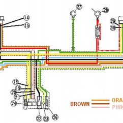 2008 Ford F150 Stereo Wiring Diagram 7 Pin To 4 Trailer Adapter Cb450 Color (now Corrected)
