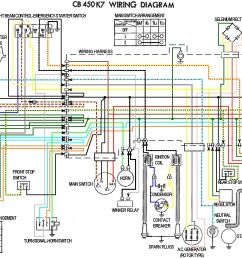 cb450 color wiring diagram now corrected ford wiring diagrams cb450 color wiring diagram  [ 1682 x 1018 Pixel ]