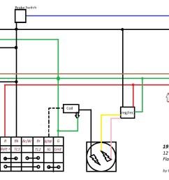 cb550 wiring diagram fuel pump relay 1973 honda 1974  [ 1380 x 828 Pixel ]