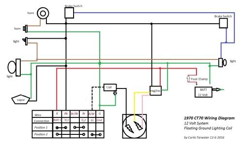small resolution of cb550 wiring diagram fuel pump relay 1973 honda 1974