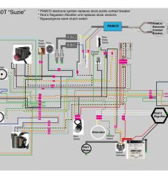honda cb360 wiring diagram wiring librarycb360t better cleaner wiring diagram wiringschematiclayers cb360 170701 jpg [ 3000 x 1941 Pixel ]