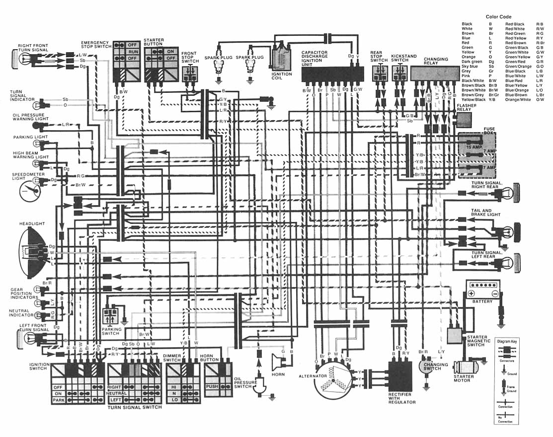 hight resolution of another 78 cb400a cdi page 3 honda cb350 78 cb400 wiring diagram
