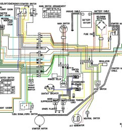 cb450 color wiring diagram now corrected cb450 color wiring diagram now corrected  [ 2200 x 1534 Pixel ]