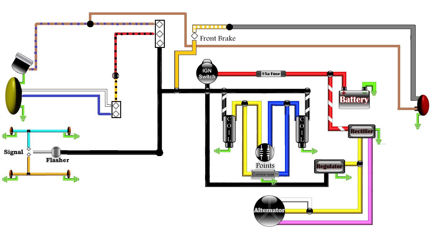 3 wire stator wiring diagram