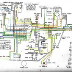 1976 Honda Cb750 Wiring Diagram Solid Mensuration Formulas With Diagrams 1971 Cb450 Build - Page 2