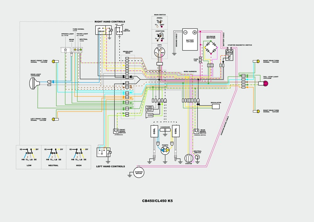 medium resolution of cb450 wiring diagram wiring diagram yer cb450 wiring diagram