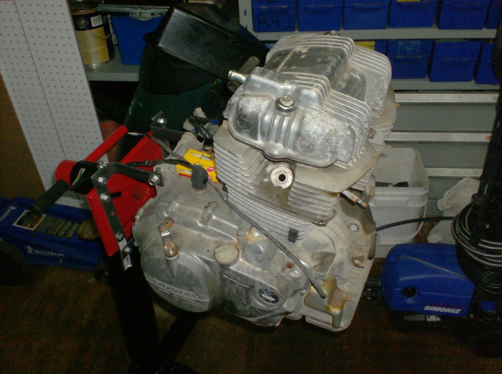 medium resolution of dune buggy heart transplant cm450e with engine video hpim1966 jpg