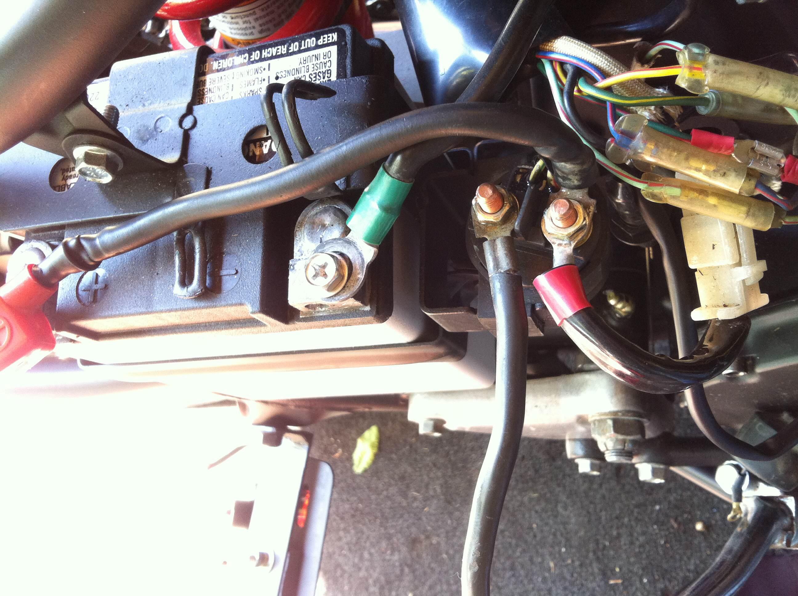 hight resolution of honda cm 400t wiring diagram