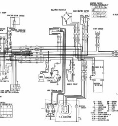 honda cd 175 wiring diagram wiring diagram 1972 honda ct70 wiring diagram [ 1218 x 886 Pixel ]