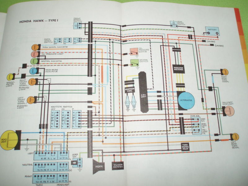 pit bike wiring diagram car cdi black and white wire
