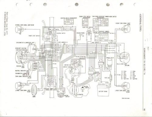 small resolution of honda xlr 125 r wiring diagram