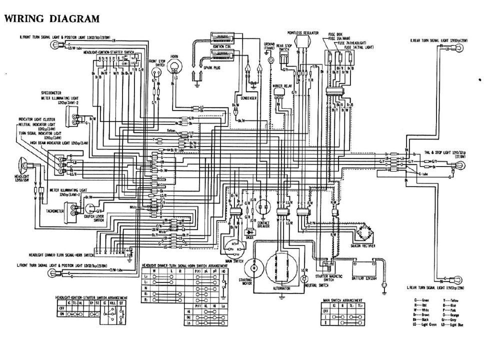 medium resolution of wrg 1907 1975 honda cb360 wiring diagram u002775 cb360t electrical help 1975