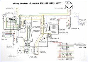 CB7277 & CCA7277 wiring diagrams in colour