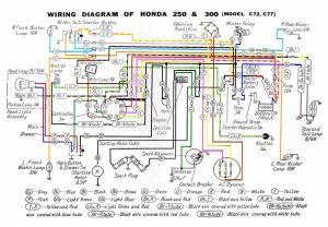 CB7277 & CCA7277 wiring diagrams in colour