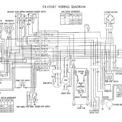 Cb450 Wiring Diagram Diagrams For Car Audio 3972 Loses Ground Connection With Key On