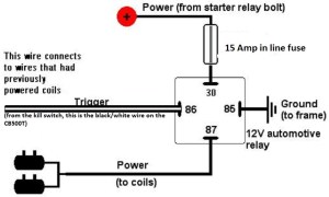ignition coil relay?  Page 2