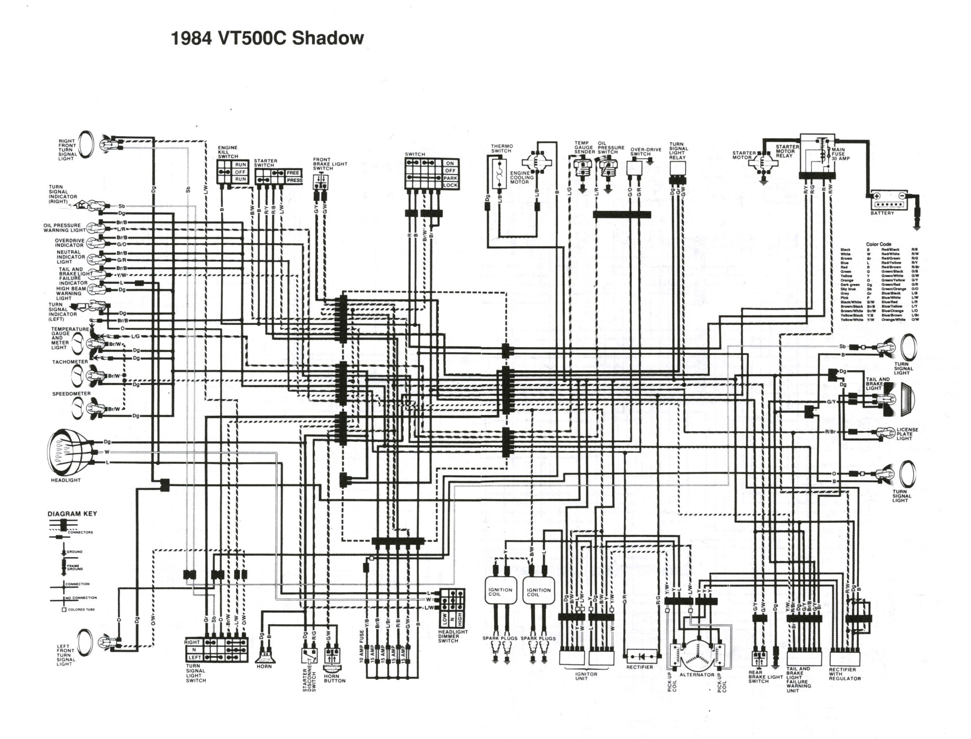 hight resolution of vt500 wiring diagram