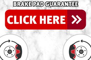 Break pad guarantee
