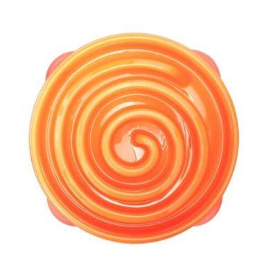 Funfeeder oranje
