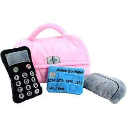 Midlee Roze tas met speeltjes