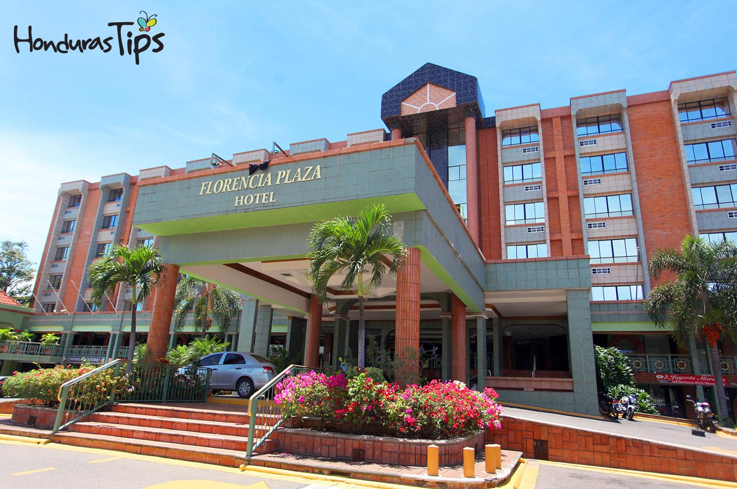 Florencia Plaza Hotel  Honduras Tips