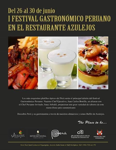 Restaurante Azulejos  Honduras Tips