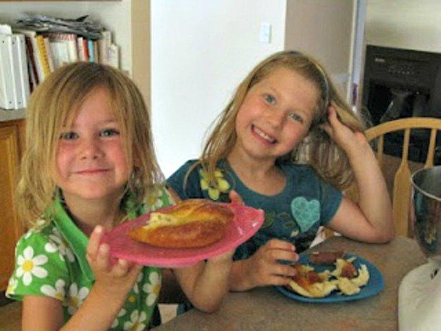 Kids love homemade pretzels, a great playdate activity