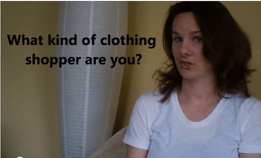 VlogMom What Kind of Clothing Shopper Are You
