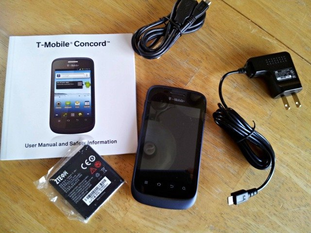 Samsung Concord Walmart Family Mobile Package