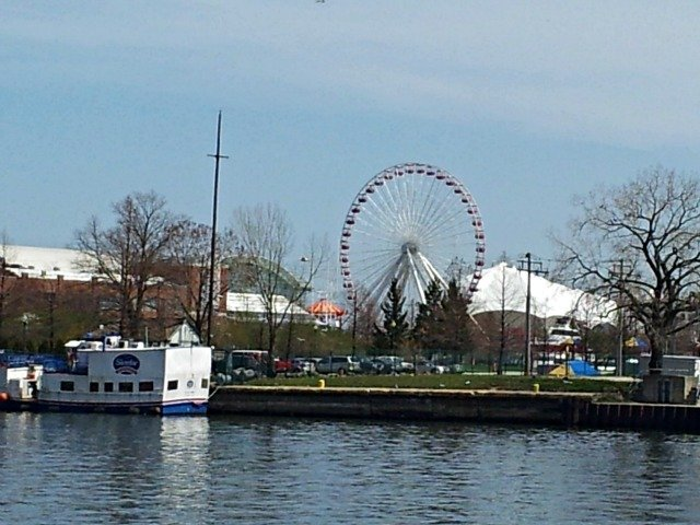 Navy Pier with Shoreline Sightseeing