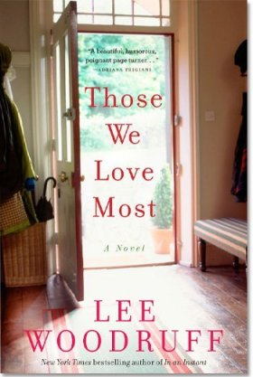 Those We Love Most by Lee Woodward cover