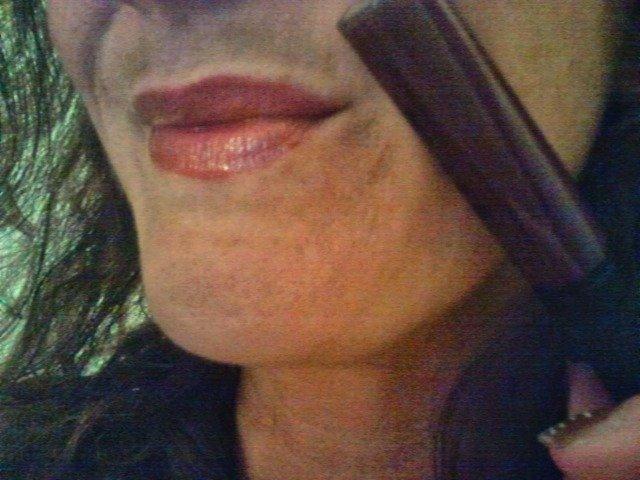 Red Apple Lipstick Cabernet Kiss gloss