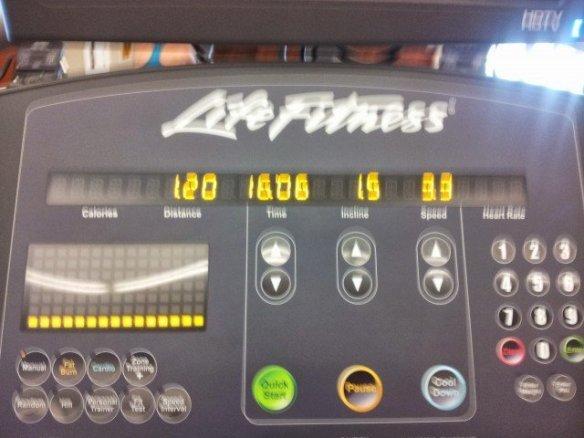 How did I run so far?