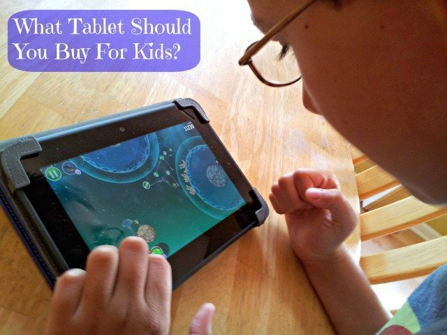 What tablet should you buy for your children?