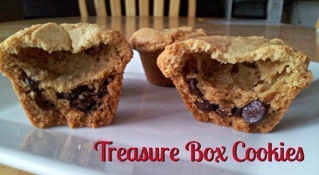 Treasure Box Cookies