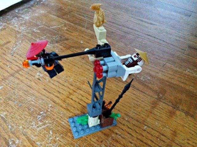 LEGO creations mean so much to the builder