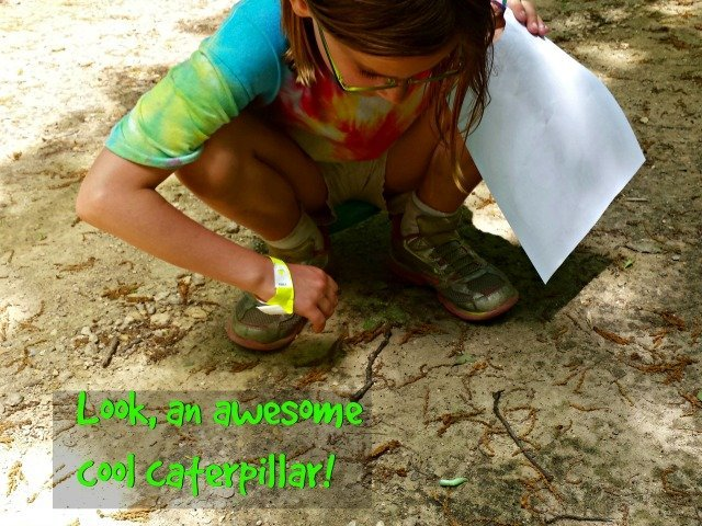 Head out on a nature hike with your kids to have fun AND get active