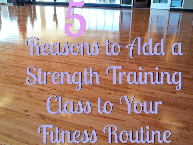 Top 5 reasons to add a strength training class to your workout routine