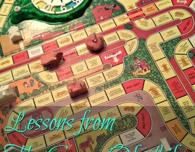 The Game of LIFE is more than just a fun couple hours. There are plenty of life lessons - and hilarity - to enjoy, as well.
