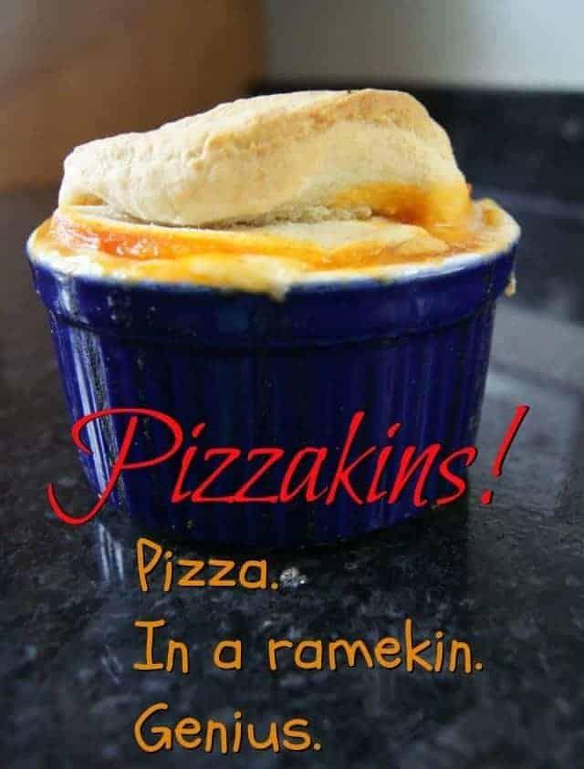 New Family Favorites: Pizzakins